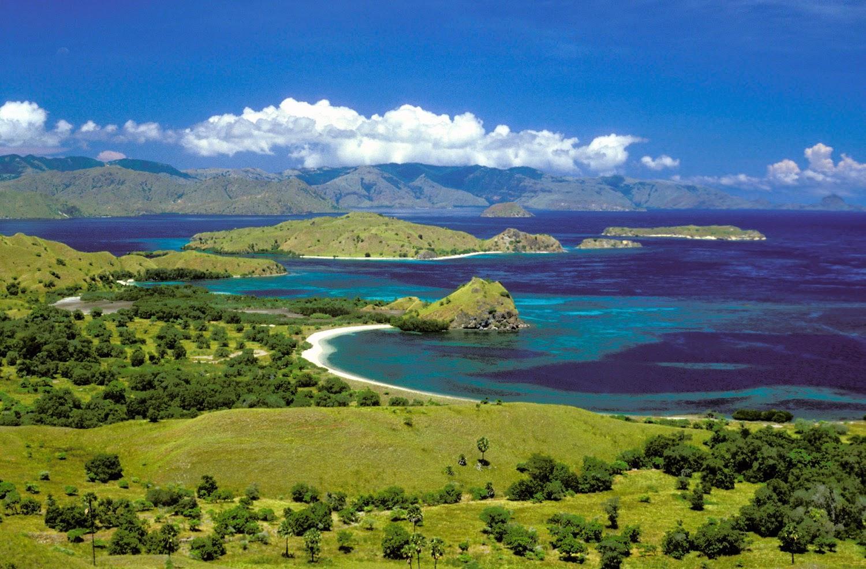 Pulau Flores dan Keindahaanya