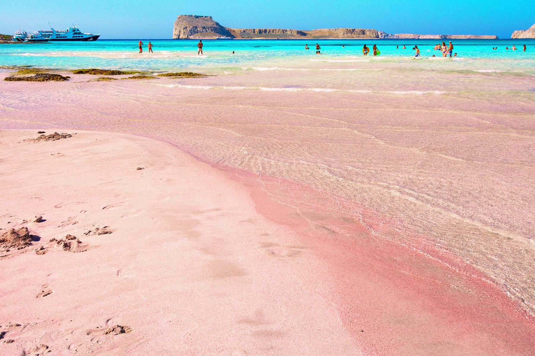 Pink-Places-Balos-Bay-Crete-Greece